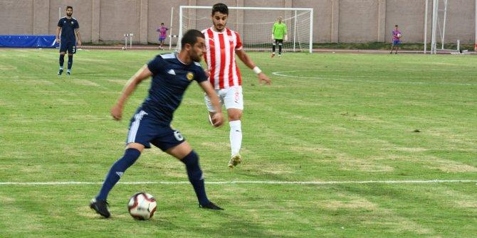 Tarsus İdman Yurdu - Pendikspor: 1-0
