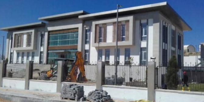 Emet İlçe Emniyet Müdürlüğü binasının ihalesi tamam