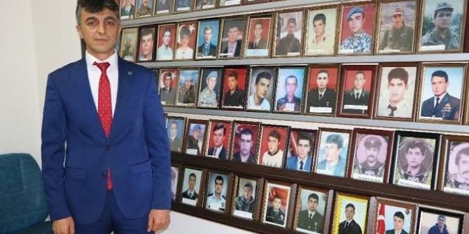 Şehit ailelerinden 'Barış Pınarı Harekatına' tam destek