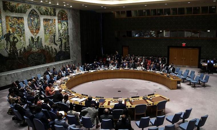 BM Güvenlik Konseyi'ndeki Barış Pınarı Harekatı'nın kınanması teklifine 2 ülkeden onay yok!