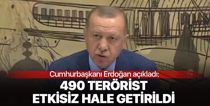 Cumhurbaşkanı Erdoğan'dan Barış Pınarı Harekatı'na ilişkin açıklamalar