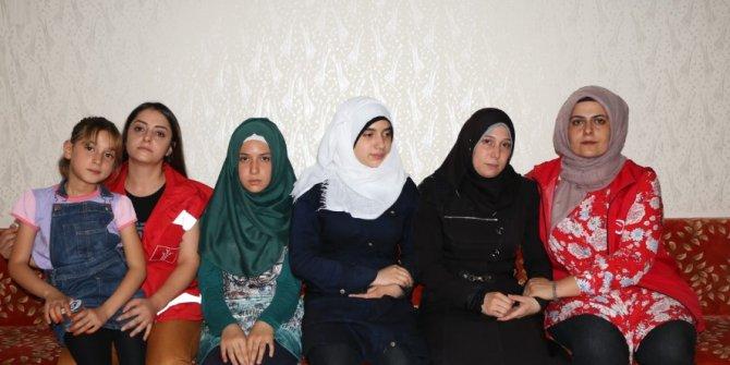 Teröristlerin hava mermisiyle şehit olan 9 aylık Muahmmed'in ailesi konuştu