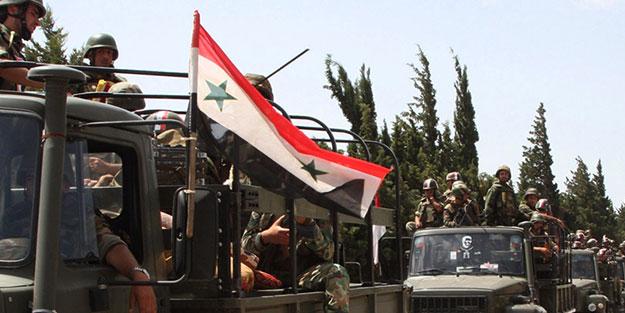 Esed'in ajansından 'Esed rejimi Menbiç'e girdi' iddiası