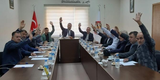 19 Mayıs Belediye Meclisinden 'Barış Pınarı Harekatı'na destek