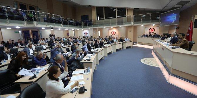 Denizli Büyükşehir Meclisi'nden harekata destek bildirisi