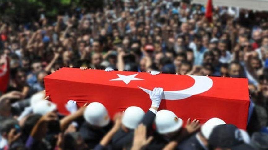 Antalya'dan acı haber: 1 askerimiz şehit oldu!