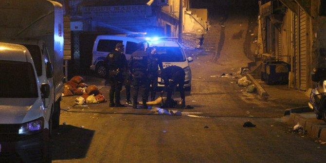 Türkmenistan uyruklu kişi silahlı saldırıda yaralandı
