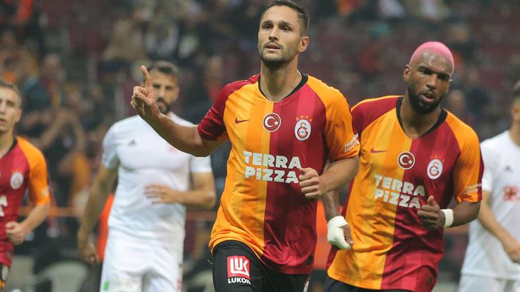İstanbul'da gol yağmuru! Andone resmen coştu