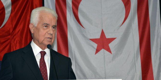 Derviş Eroğlu: Kıbrıs'ta tek kalıcı çözüm ayrı bir devlet kurulması