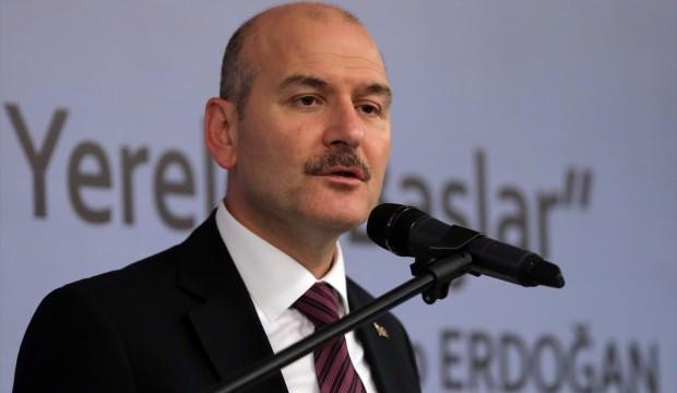 İçişleri Bakanı Süleyman Soylu o ülkelere sert çıktı: Avucunuzu yalarsınız
