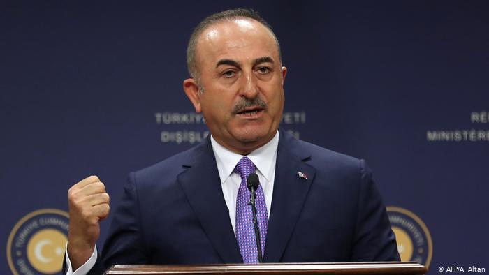Dışişleri Bakanı Mevlüt Çavuşoğlu: 120 saatin sonunda bir tane bile kalmayacak