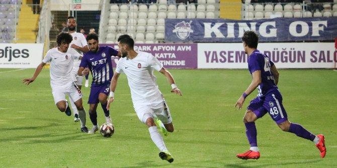 Afjet Afyonspor - Başkent Akademi: 2-0