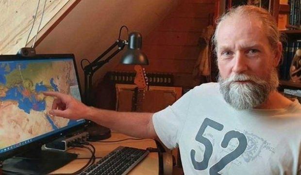 Frank Hoogerbeets yine uyardı! Mart ayında deprem olacak