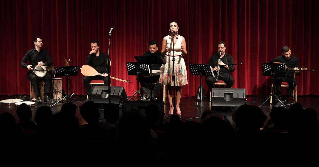 Üsküdar'da ''Miras'' konseri gerçekleşti
