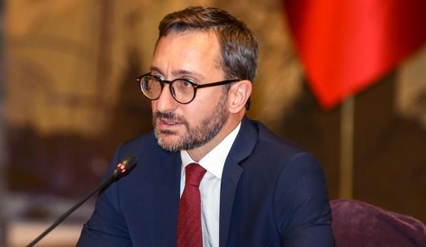 Fahrettin Altun'dan açıklama: Erdoğan sayesinde tarihi bir başarı elde edildi