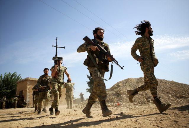 Teröristlere tanınan 120 saatlik süre doldu
