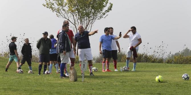 FootGolf Açık Turnuvası, Kuşadası'nda gerçekleşti