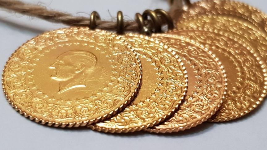 Cumhuriyet Altını fiyatı - 23 Ekim - Cumhuriyet altını alış satış fiyatları