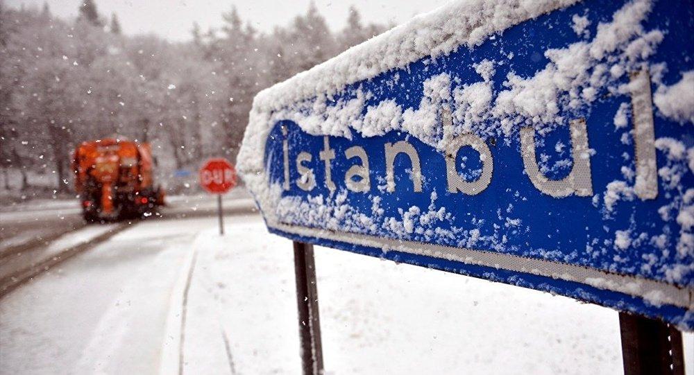 Kandilli'den İstanbul'a kar geliyor uyarısı