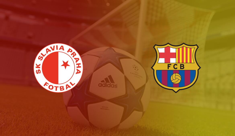 Slavia Prag Barcelona maçı hangi kanalda | Slavia Prag Barcelona maçı canlı  izleme linki