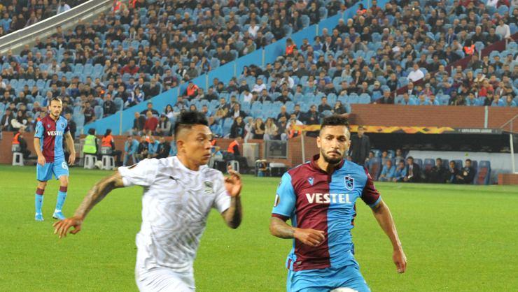 Trabzonspor'u şoke eden skor!