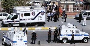 SultanGazi Polis Merkezine Silahlı Saldırı
