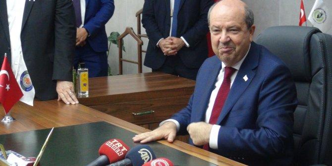 KKTC Başbakanı Tatar, Hatay'da zeytinyağı festivaline katıldı