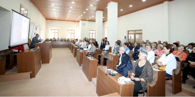 Urla'da STK temsilcileriyle önemli toplantı