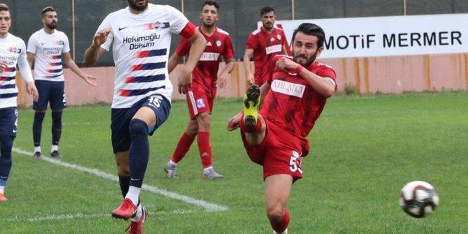Hekimoğlu Trabzon - Yeni Çorumspor: 2-1