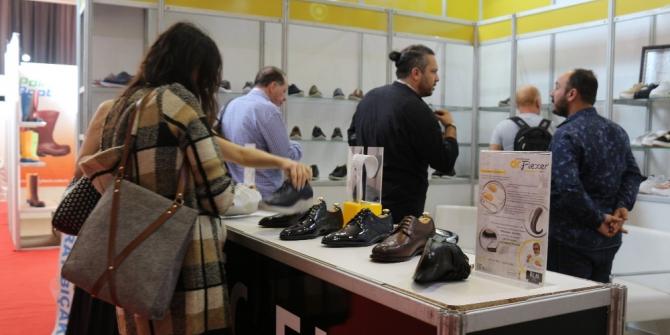 Manisa Ayakkabı Fuarı sektöre umut oldu