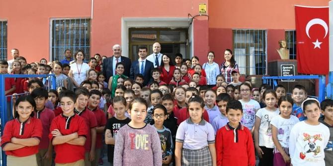 Kızılay Haftası, Selimiye İlkokulu'nda kutlandı