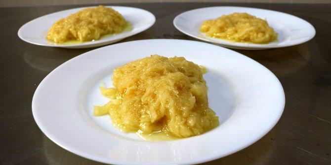 Gelibolu'da Türk mutfağının 700 yıllık vazgeçilmez lezzeti: Peynir helvası