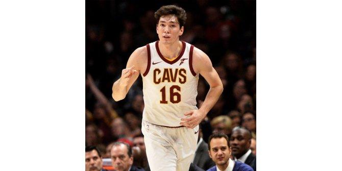 Cedi Osman, Cavaliers ile uzattı
