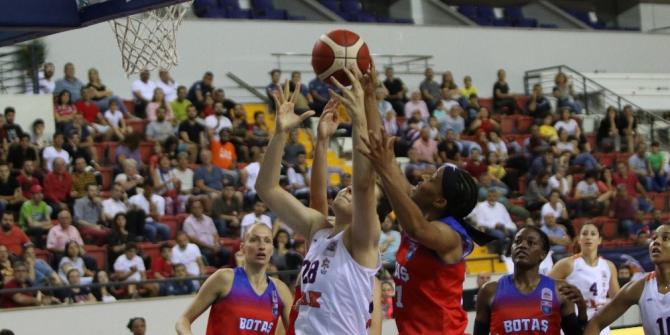 Gelecek Koleji Çukurova Basketbol, evinde yine kaybetti