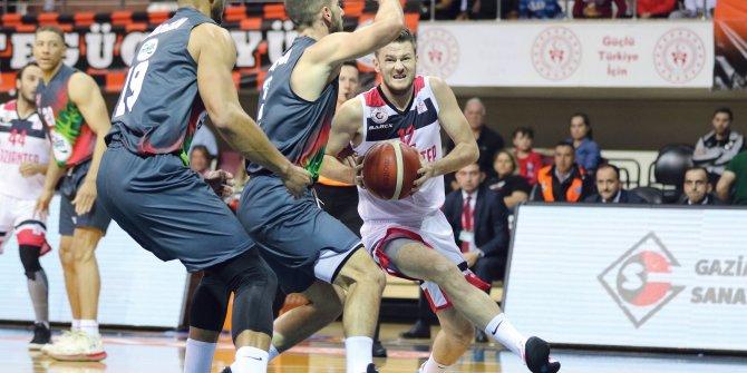 Gaziantep Basketbol - Pınar Karşıyaka: 67- 83