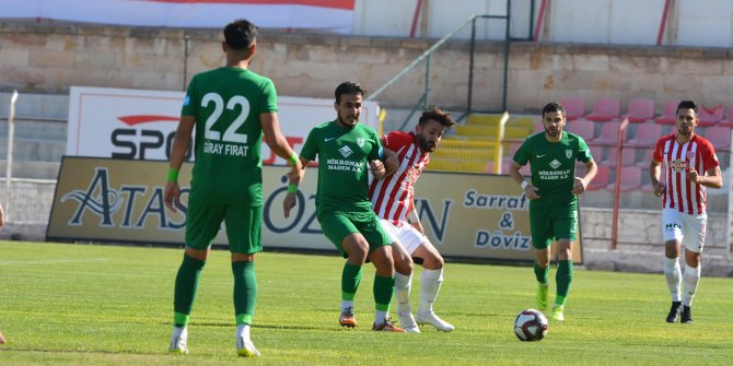 Nevşehir Belediyespor - Muğlaspor: 3-0