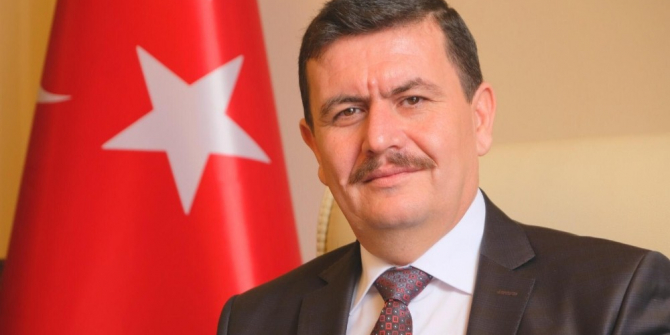 Vali Arslantaş'tan Cumhuriyet Bayramı mesajı