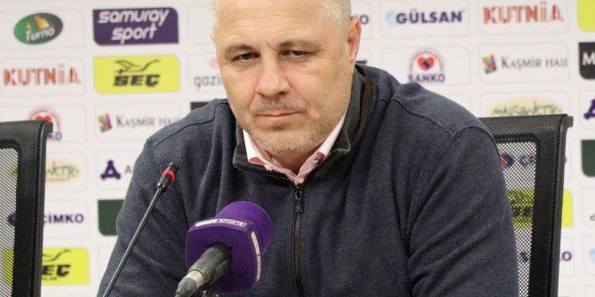 Gaziantep FK - Aytemiz Alanyaspor maçının ardından