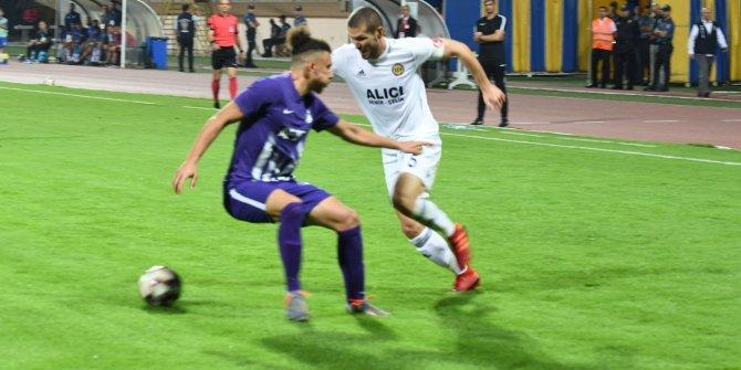 Tarsus İdman Yurdu - Afjet Afyonspor: 0-2