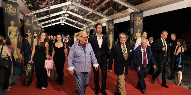 56'ncı Antalya Altın Portakal Film Festivali, kortejle başladı (2)