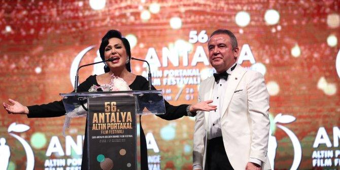 56'ncı Antalya Altın Portakal Film Festivali, kortejle başladı (3)