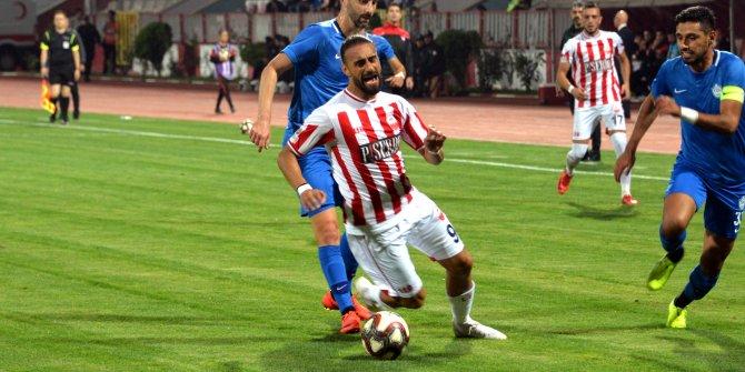 Piserro Kahramanmaraşspor - Tuzlaspor: 2-2