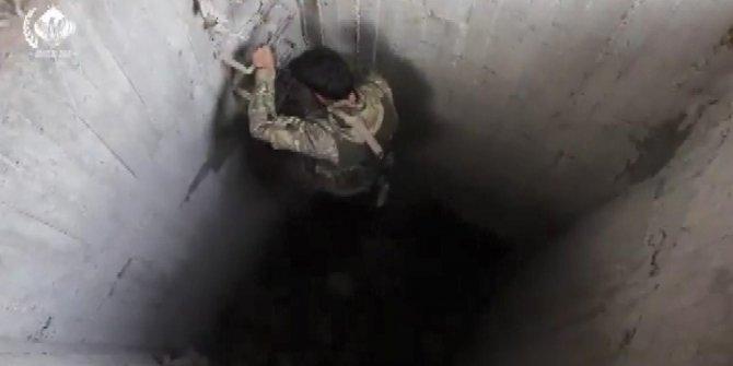 SMO, Resulayn'daki PKK/YPG'ye ait tüneli imha etti