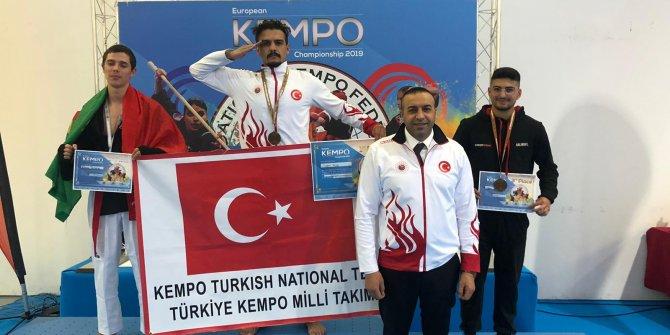 Kempo Savunma Sporları Milli Takımı'ndan 14 madalya
