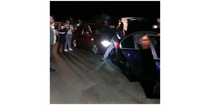 Aydın'da 'Huzur ve Güven Uygulaması' 32 şüpheli yakalandı