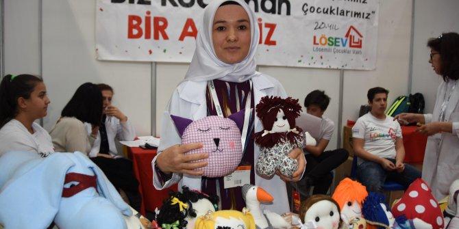 Eskişehir'de LÖSEV'in vefalı anneleri