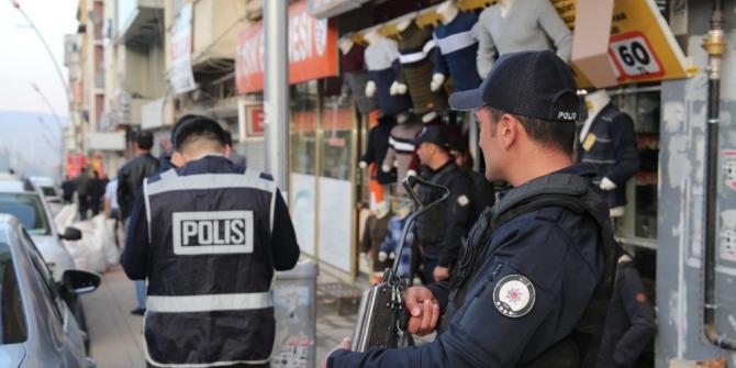 """81 ilde eş zamanlı """"Türkiye Güven Huzur 2019-5"""" uygulaması"""