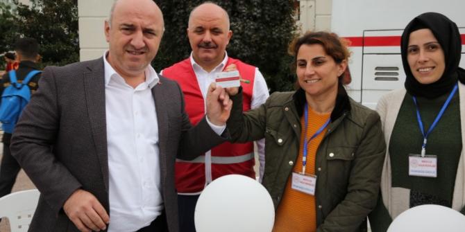 Belediye başkanı, farkındalık için organlarını bağışladı