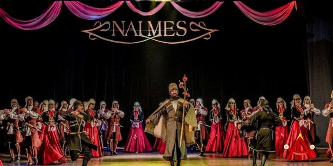 Dünyaca Ünlü NALMES grubu 20 yıl sonra Kayseri'de