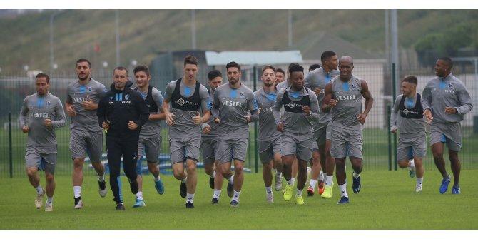 Trabzonspor'da Abdulkadir ile Mikel, Başakşehir maçı kadrosuna alınmadı
